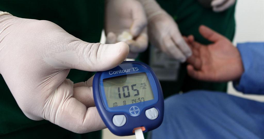Control de la Diabetes Mellitus